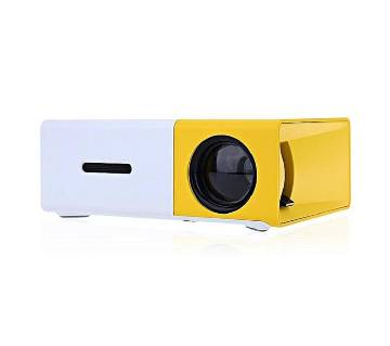 YG-300 LCD LED 2080p Projector