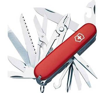 12 IN 1 Multifunctional Army Knife