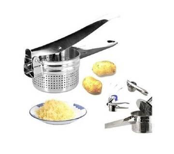 My Kitchen Smart Potato & Fruit Masher - Silver