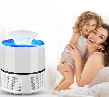 USB Electronics Mosquito Killer Lamp White
