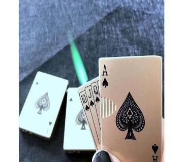 Poker Card Gas Lighter