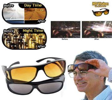 2 in 1 Night Vision Sunglass