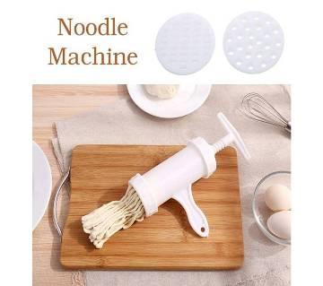 Manual Plastic Noodles Maker