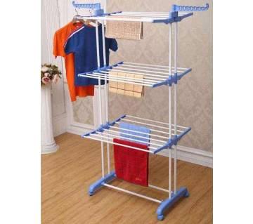 Universal 3 Layers Cloth Hanger