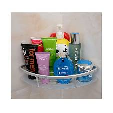 Magic Sticker Corner Rack - Silver