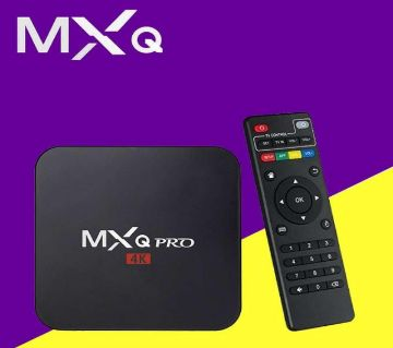 TV Box MXQ PRO 4K Android Smart