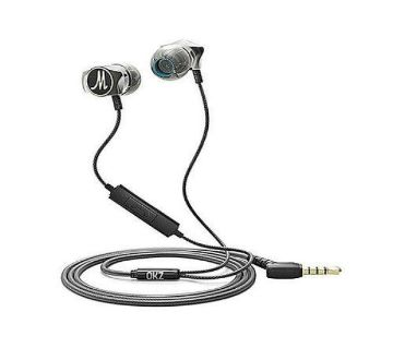 QKZ DM7 Zinc Alloy In Ear Earphone
