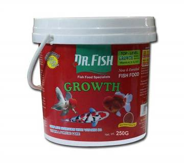 Dr Fish branded Growth Fish Food 500 grams