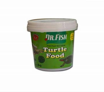 Dr Fish Turtle Food 45 grams