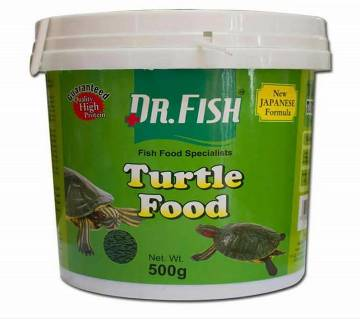 Dr. Fish Turtle Food 500 grams