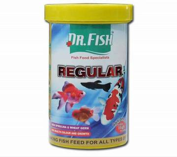 Dr. Fish Regular 100 grams