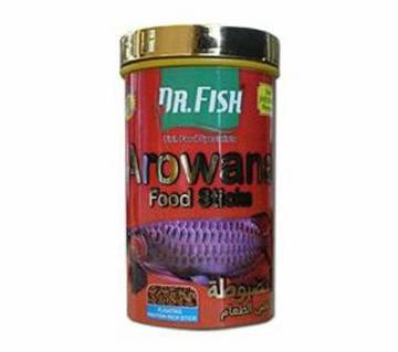 Dr Fish Arowana Food Sticks ফিশ ফুড 100 গ্রাম