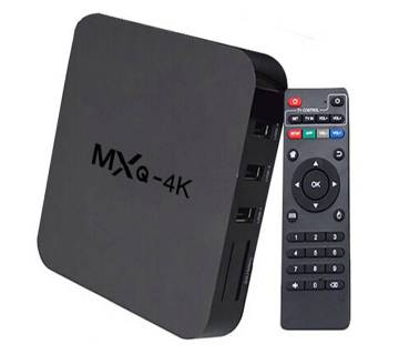 Android Tv Box  4K Ultra HD