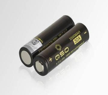 Vape Battery QSO 18650 30A 3500mAh