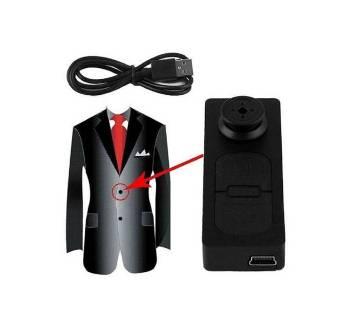 USB cable spy mini button camera