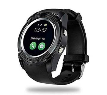 V8 smart watch- sim supported