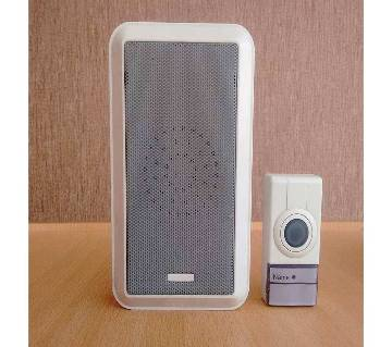 Wireless Digital Doorbell with battery free