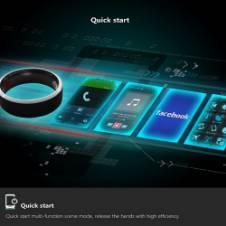 Smart Ring For Smart Man