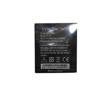 2850mah Replacement Battery for Symphony E75