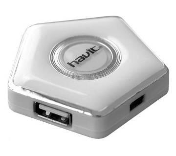 HAVIT (HV-H08) 4-পোর্ট USB 2.0 হাব
