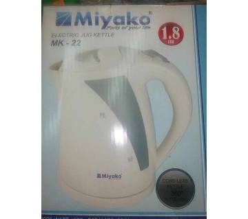 Miyako electric kettle -1.8L