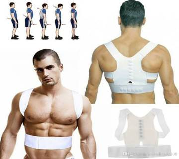 Power Magnetic Posture Support Corrector Back