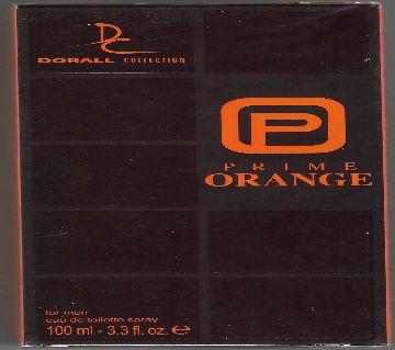 DC Prime Orange Perfume Spray for Men By Dorall Collection 100ml - UAE