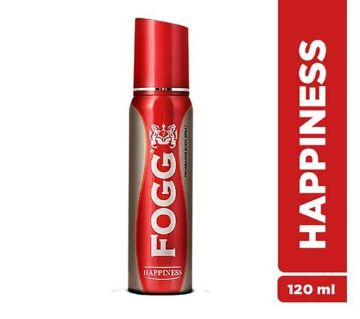 FOGG RS Fragrance Happiness Body Spray For Unisex - 120ml - India