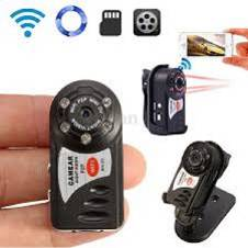 Q7 Mini DV WiFi Camera