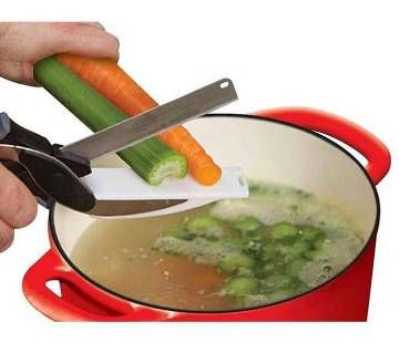 Clever Cutter 2-in-1 Food Chopper