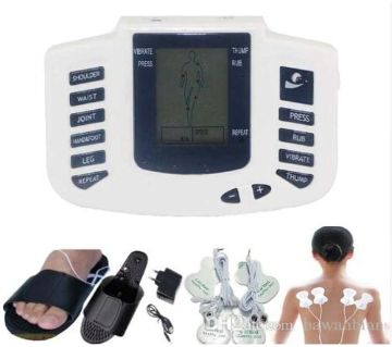 Portable Electrical Pulse Massager