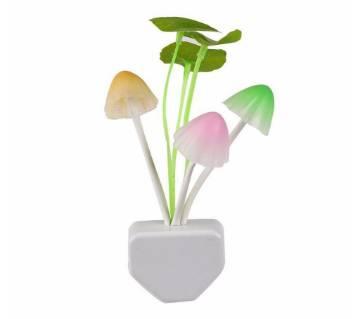 LED sensor Mushroom Night Light
