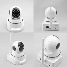SMART NET CAM WIFI IP Camera (3MP)
