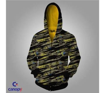 Full sleeve gents hoodie