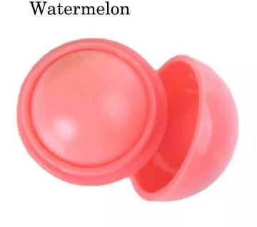 ROMANTIC BEAR Lip Care Ball -Water Melon Fruit