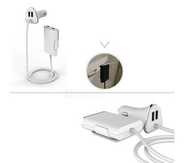 Awei C-400 Car Charger with 4 USB Slot