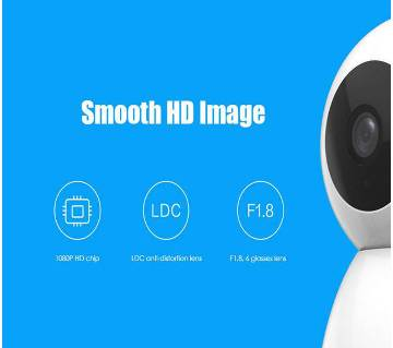 7.2 MP movable IP Cam 1080p
