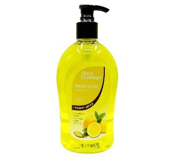 SKIN COTTAGE HAND SOAP (LEMON EXTRACTS) MY