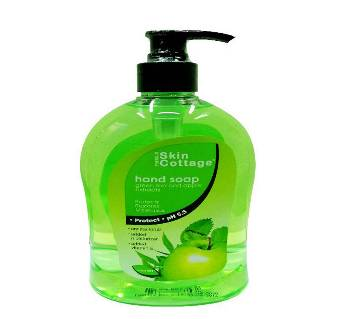 SKIN COTTAGE HAND SOAP (GREEN TEA & APPLE EXTRACTS) MY
