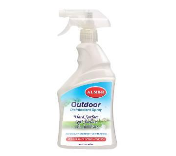 Almer Outdoor Disinfectant Spray 450 ml