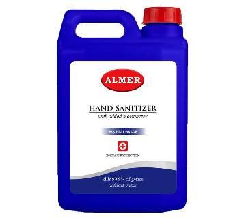 Almer Hand Sanitizer 5 ltr