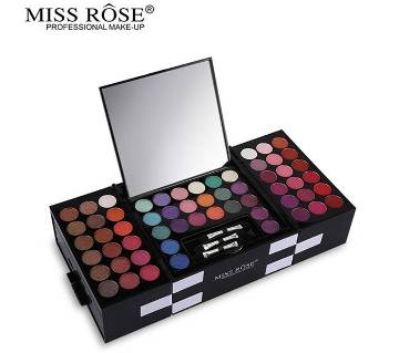Miss Rose Make Up Box With All Make Up Tools