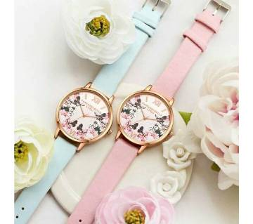 Dress Match : Ladies Wristwatch