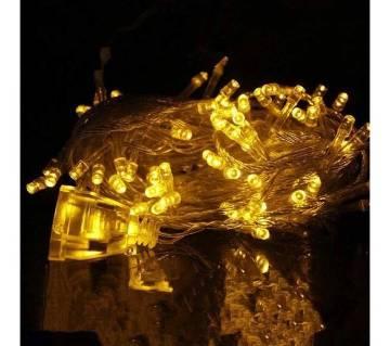 গোল্ডেন কালার LED ফেইরি লাইট