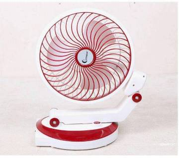 Supermoon  Rechargeable Fan With Light