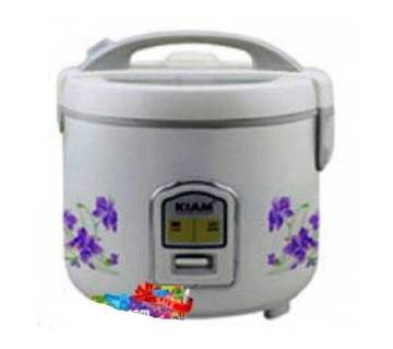 5 in 1 National rice cooker- 2.8 liters