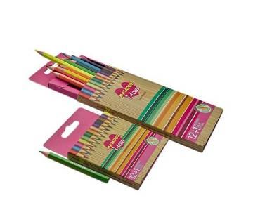 Matador i-teen Half Size Color Pencil - 24 Pcs