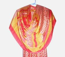 অরিজিনাল ইন্ডিয়ান Vaishali পার্ল সিল্ক শাড়ি বাংলাদেশ - 5950842