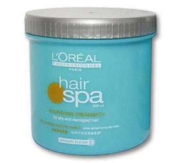 Loreal Hair Spa