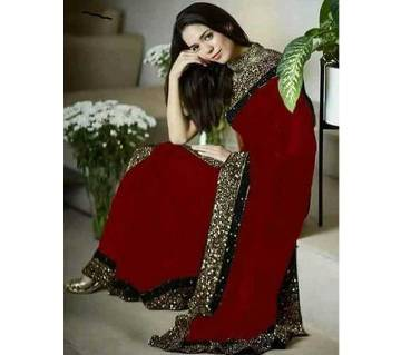 Indian Georgette Sharee